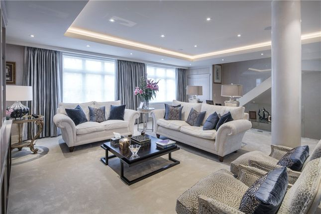 2 bed terraced house for sale in Charles Lane, St John's Wood, London