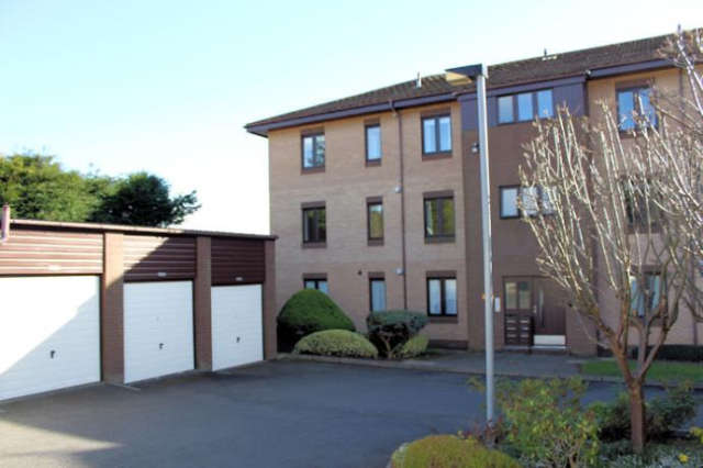 Thumbnail Flat to rent in Taypark Appartments, Broughty Ferry