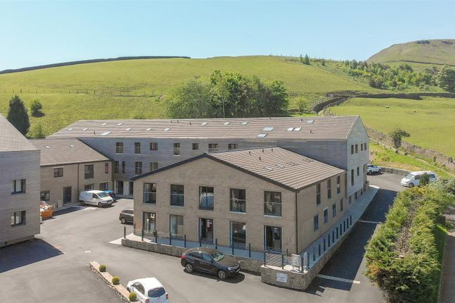 Thumbnail Flat for sale in The Loom, Holcombe Road, Helmshore, Rossendale