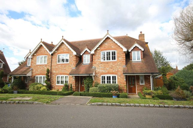 Thumbnail End terrace house to rent in Abbey Place, Warfield, Bracknell