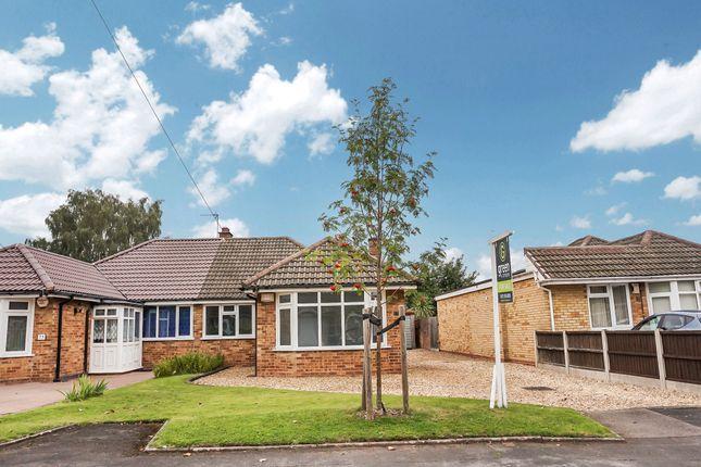Thumbnail Semi-detached bungalow for sale in Ashfurlong Crescent, Sutton Coldfield