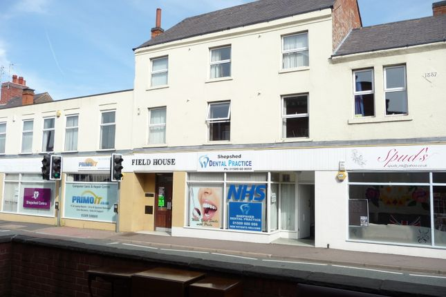 Office to let in Field Street, Shepshed, Loughborough