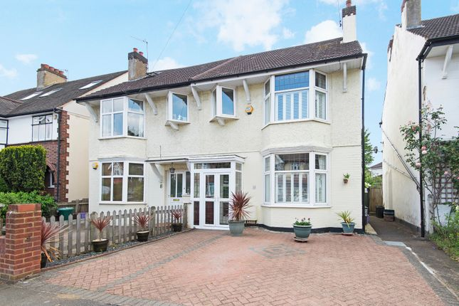 Thumbnail Semi-detached house for sale in Camberley Avenue, London