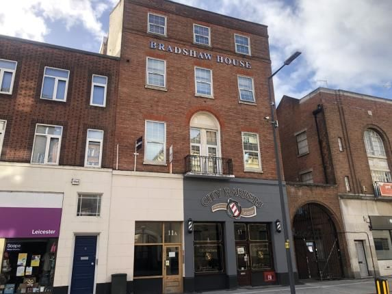 Bradshaw House of Rutland Street, Leicester, Leicestershire, England LE1