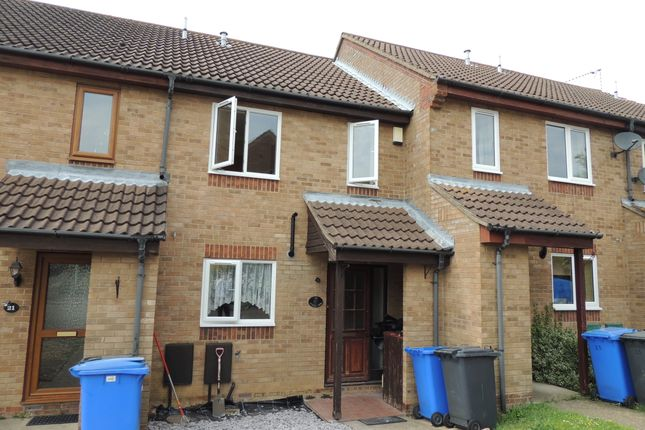 Thumbnail 2 bed terraced house to rent in All Saints Drive, Beccles