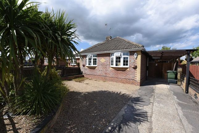 Thumbnail Semi-detached bungalow for sale in Woodroffe Drive, Basingstoke