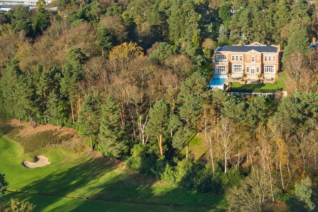 Thumbnail Detached house for sale in Falconwood House, Brooks Close, St. Georges Hill, Weybridge, Surrey