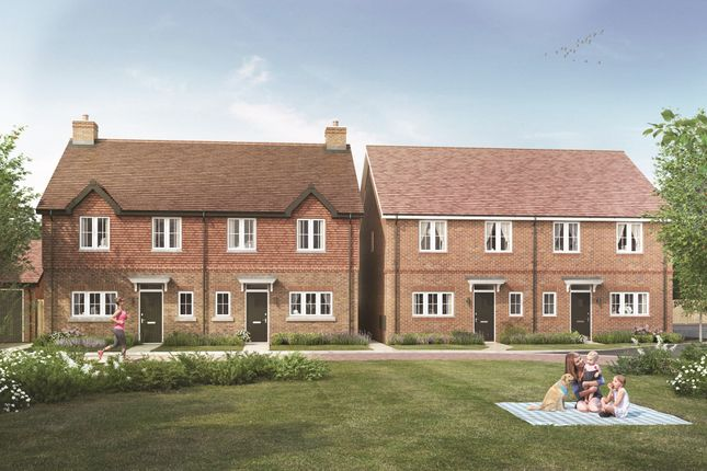 """Thumbnail Semi-detached house for sale in """"Jayfield"""" at Hayley Road, Lancing"""