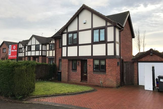 3 bed detached house to rent in Thornham Close, Clayton, Newcastle Under Lyme