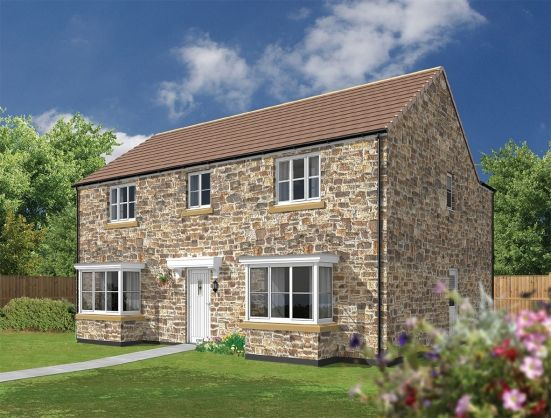 Thumbnail Detached house for sale in Tregony Road, Probus, Truro