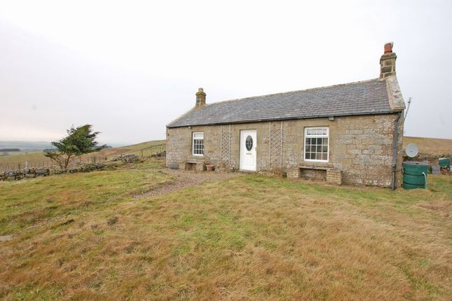 Thumbnail Detached house for sale in Burnhead Cottage, Elsdon, Newcastle Upon Tyne
