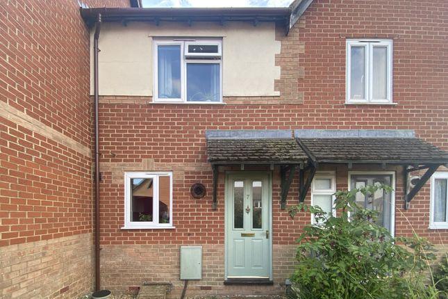 Thumbnail Terraced house to rent in Windsor Lane, Gillingham, Dorset