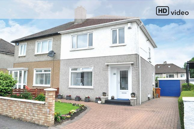 Thumbnail Semi-detached house for sale in Forth Road, Bearsden, Glasgow