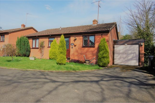 Thumbnail Detached bungalow for sale in Witley Gardens, Highley, Bridgnorth
