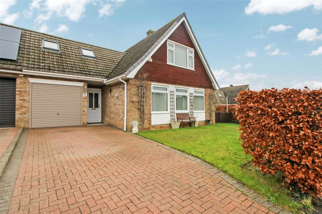 4 bed bungalow for sale in Church Road, Great Stukeley, Huntingdon, Cambridgeshire PE28
