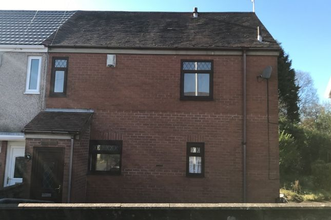 Thumbnail Semi-detached house for sale in Ewenny Place, Clase, Swansea