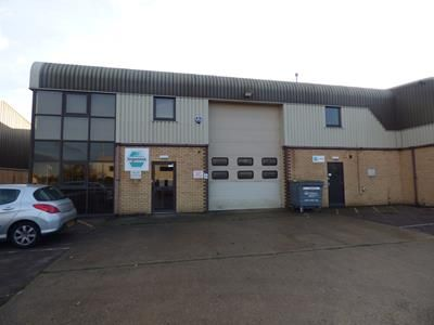 Thumbnail Light industrial to let in Unit 6, Burrel Road, St Ives, Cambridgeshire