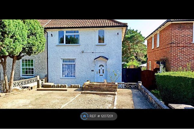 Thumbnail Semi-detached house to rent in Watling Avenue, Edgware