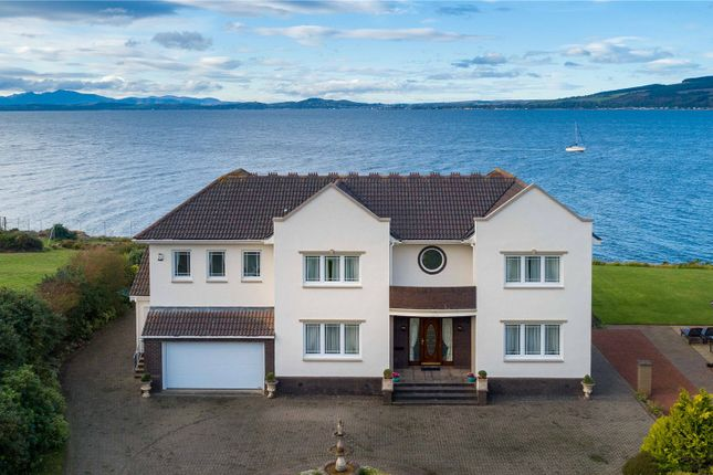 Thumbnail Detached house for sale in Leapmoor Drive, Wemyss Bay, Renfrewshire