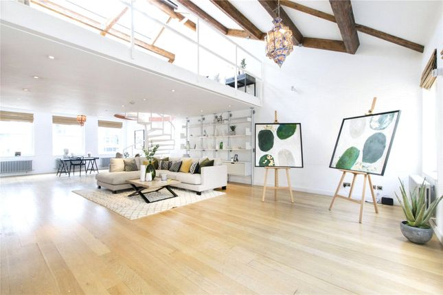 Thumbnail Flat for sale in Charlotte Road, London
