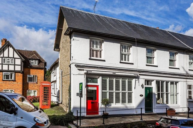Thumbnail End terrace house for sale in High Street, Oxted