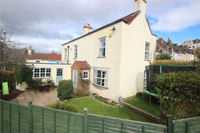 Thumbnail Link-detached house for sale in Westbury Hill, Westbury-On-Trym, Bristol
