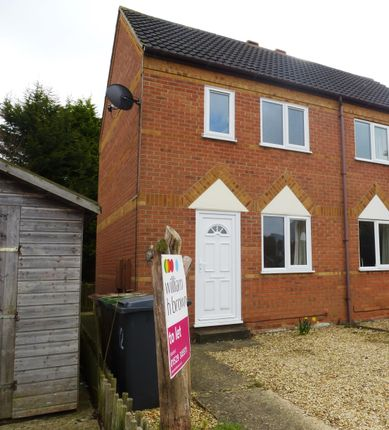 Thumbnail Semi-detached house to rent in Rudkin Drive, Sleaford