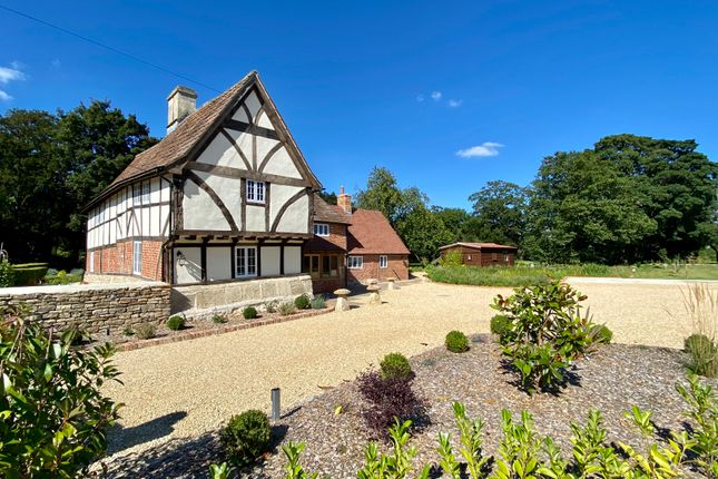 Thumbnail Detached house for sale in Dark Lane North, Steeple Ashton, Trowbridge, Wiltshire