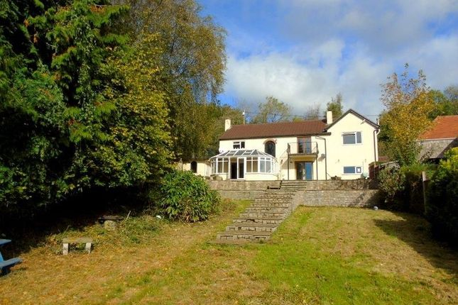 Thumbnail Detached house for sale in Boughspring, Chepstow