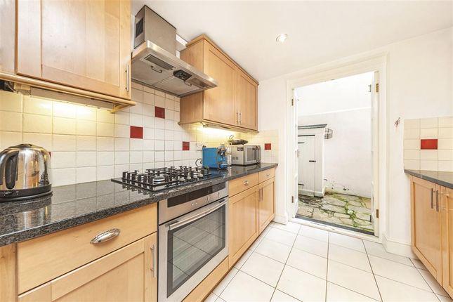 Kitchen of Elvaston Place, London SW7