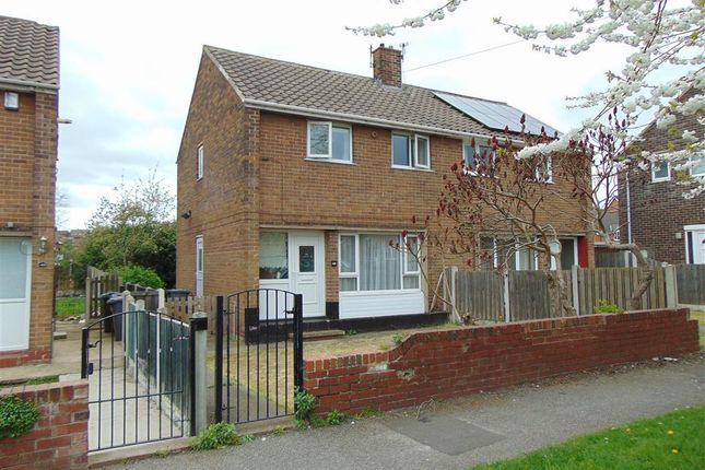 Thumbnail Semi-detached house to rent in Lytham Avenue, Barnsley