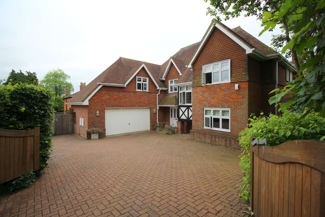 Thumbnail Detached house for sale in Maur Close, Chippenham, Wiltshire