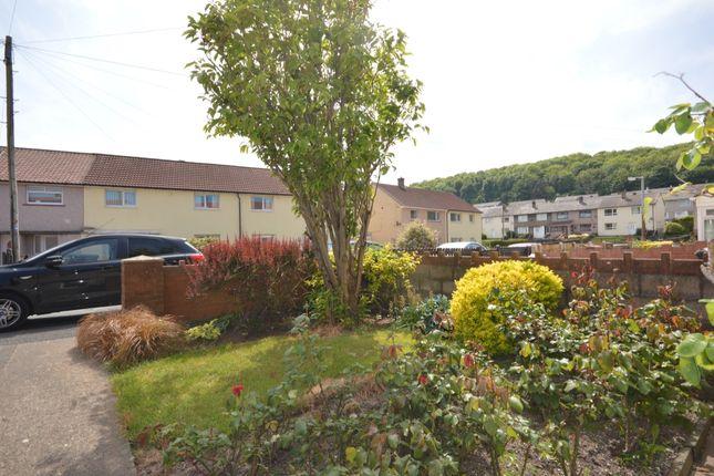 Front Garden of Burnmoor Avenue, Whitehaven, Cumbria CA28
