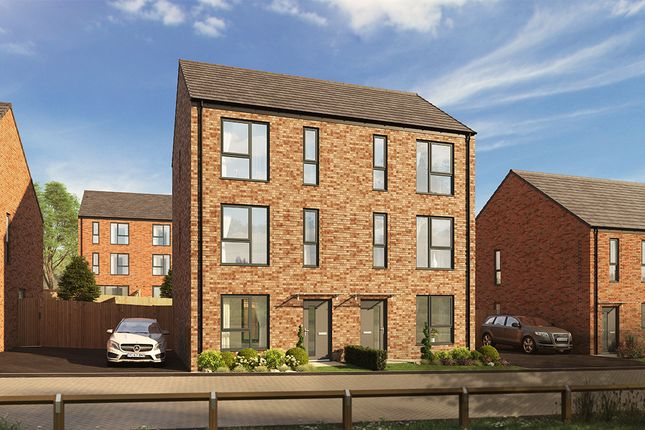 """Thumbnail Property for sale in """"The Charnock"""" at Queen Mary Road, Sheffield"""
