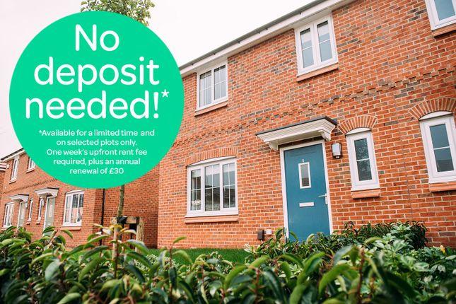 Thumbnail Semi-detached house to rent in Tenlands Drive, Prescot, Prescot, Merseyside