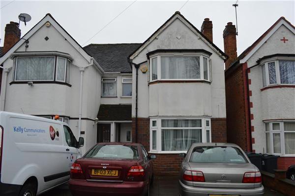 Thumbnail Semi-detached house for sale in Goldthorne Avenue, Sheldon, Birmingham