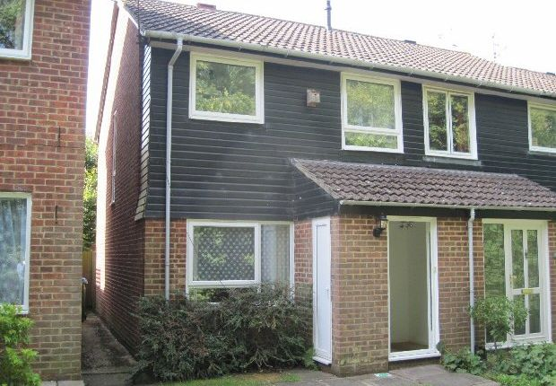 Thumbnail Property to rent in Drake Close, Horsham