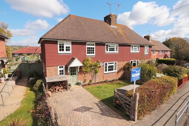 5 bed semi-detached house for sale in Basden Cottages, Hawkhurst, Cranbrook TN18