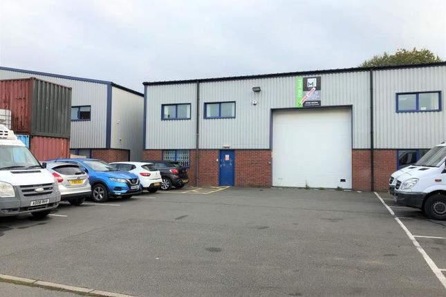 Thumbnail Industrial to let in Oldfield Business Park, 12, Galveston Grove, Stoke-On-Trent