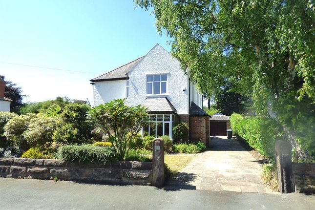 Thumbnail Detached house to rent in Riddings Road, Hale