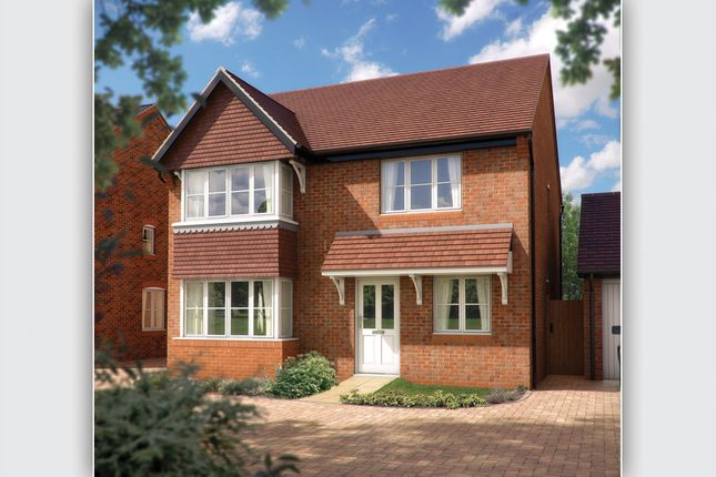 """Thumbnail Detached house for sale in """"The Canterbury"""" at Trench Lock, Hadley, Telford"""