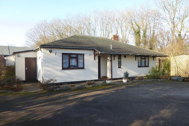Thumbnail Detached bungalow for sale in Holmcroft, Needham Avenue, Quedgeley, Gloucester