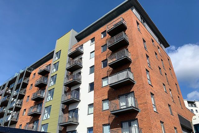Thumbnail Flat to rent in Anson Place, John Thornycroft Road
