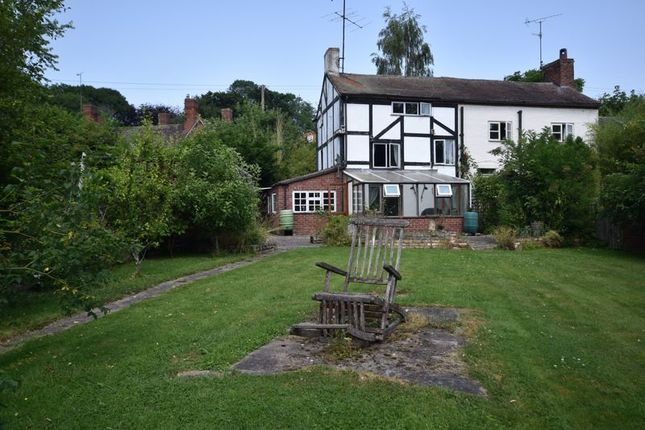 Thumbnail Semi-detached house for sale in Spur Tree Lane, Tenbury Wells