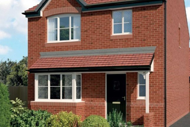 Thumbnail Detached house for sale in William Burton Place, Bromborough Pool, Wirral