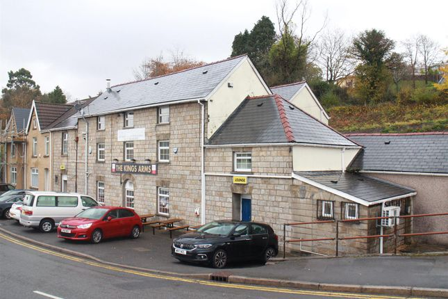Thumbnail Pub/bar for sale in Kings Arms Ebbw Vale, Blaenau Gwent