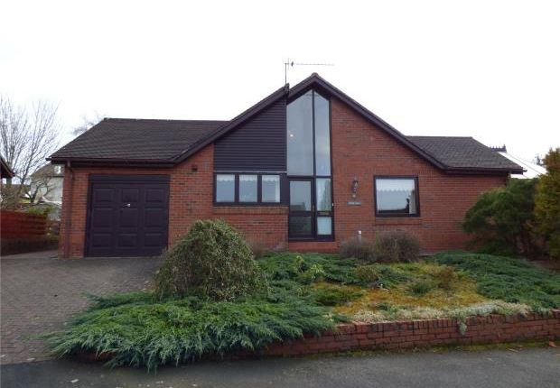Thumbnail Detached bungalow for sale in Craw Park, Brampton, Cumbria