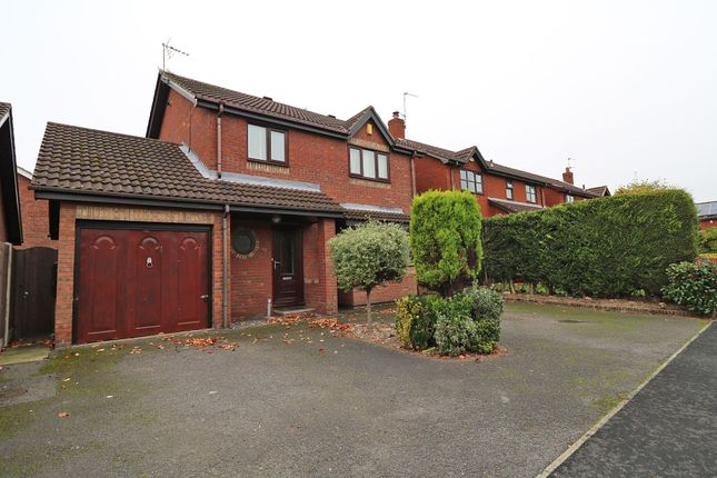 Thumbnail Detached house for sale in Gleneagles Drive, Bessacarr, Doncaster