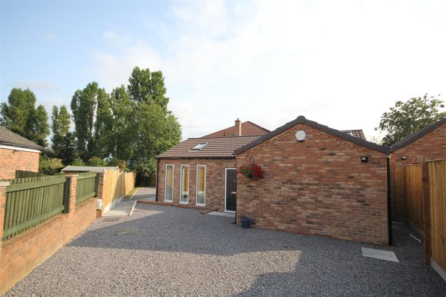 Thumbnail Detached bungalow for sale in York Street, Dunnington, York