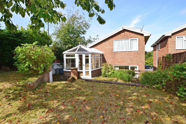 Thumbnail Detached house for sale in Blythe Way, Shanklin, Isle Of Wight